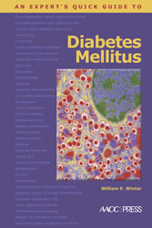 An Expert's Quick Guide to Diabetes Mellitus