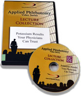 Applied Phlebotomy: Potassium Results Your Physicians Can Trust