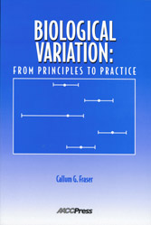 Biological Variation from Principles to Practice