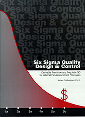Six Sigma Quality Design and Cotnrol