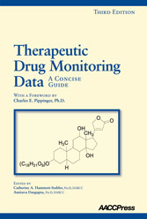 Therapeutic Drug Monitoring Data: A Concise Guide, 3rd Edition ebook