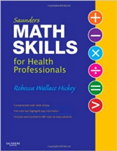 Saunder's Math Skills for Health Professionals