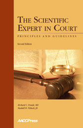 The Scientific Expert in Court: Principles and Guidelines, 2nd Edition
