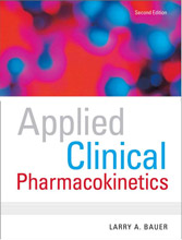 Applied Clinical Pharmacokinetics, 2nd Edition