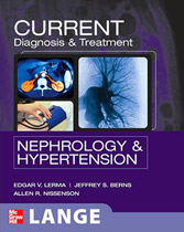 CURRENT Diagnosis & Treatment: Nephrology & Hypertension
