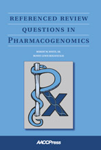 Referenced Review Questions in Pharmacogenomics