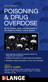 Poisoning & Drug Overdose, 6th Edition