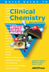 Quick Guide to Clinical Chemistry, 2nd Edition
