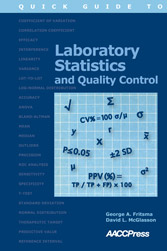 Quick Guide to Laboratory Statistics and Quality Control
