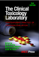 The Clinical Toxicology Laboratory: Contemporary Practice of Poisoning Evaluation, 2nd Edition