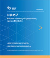 Newborn Screening for Cystic Fibrosis; Approved Guideline