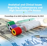 Analytical and Clinical Issues Regarding Contemporary and High Sensitivity cTn Assays - CD