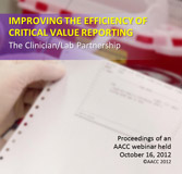 Improving the Efficiency of Critical Value Reporting