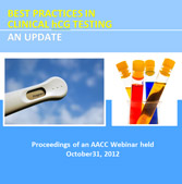 Best Practices in Clinical hCG Testing: An Update