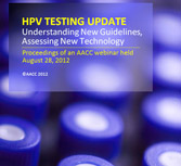 HPV Testing Update