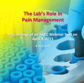 The Lab's Role in Pain Management
