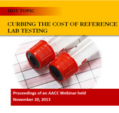 Curbing the Cost of Reference Lab Testing