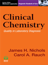 Clinical Chemistry Quality of Laboratory Diagnosis
