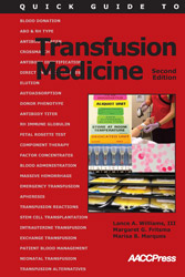 Quick Guide to Transfusion Medicine 2nd Ed.