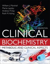 Clinical Biochemistry: Metabolic and Clinical Aspects, 3rd Edition, with Expert Consult access