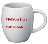 Tell Your Story Cup