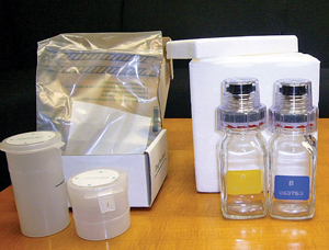 Urine collection kits