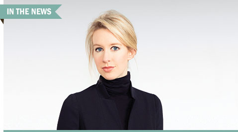 Elizabeth Holmes, CEO of the startup lab testing company, Theranos, will make a plenary presentation at the 68th AACC Annual Scientific Meeting & Clinical Lab Expo in Philadelphia. For the first time, Holmes will present data that clearly lays out how Theranos's technology works to process the full range of laboratory tests from a few drops of blood.