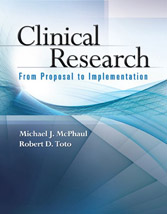 Clinical Research from Proposal to Implementation